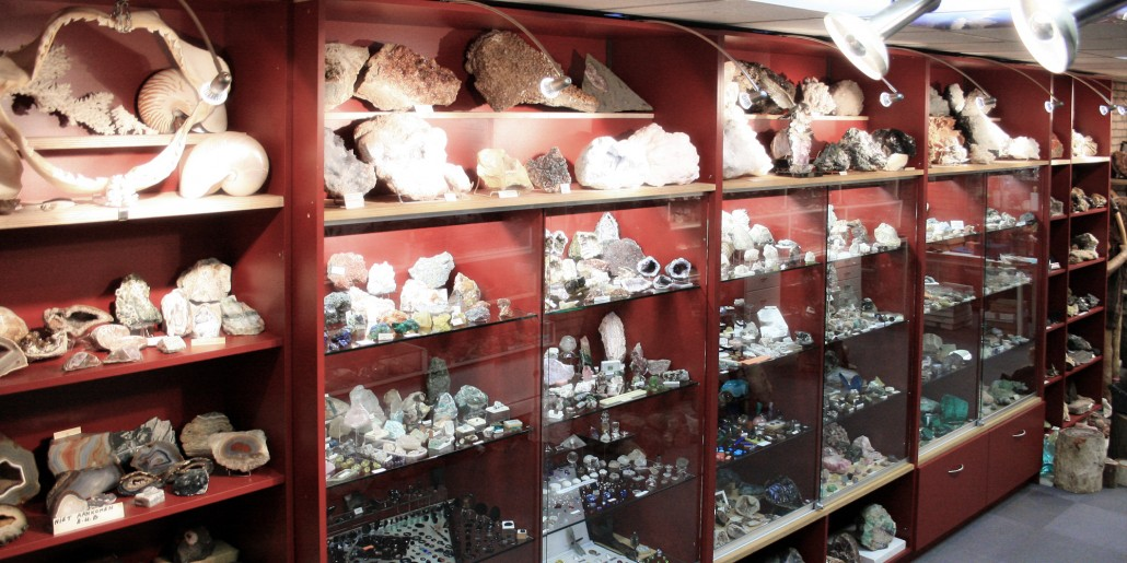 edelstenen en mineralen eindhoven